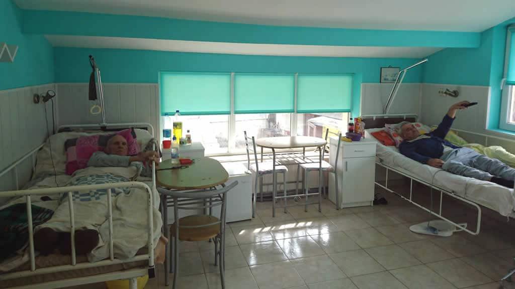 стая с две легла в хоспис варна 9